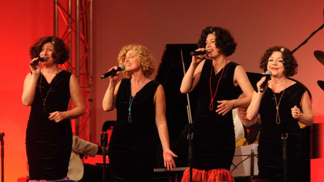 Jazz im Audiforum, September 2016
