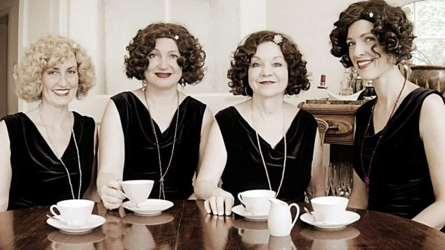 The Funny Valentines, Tea for four