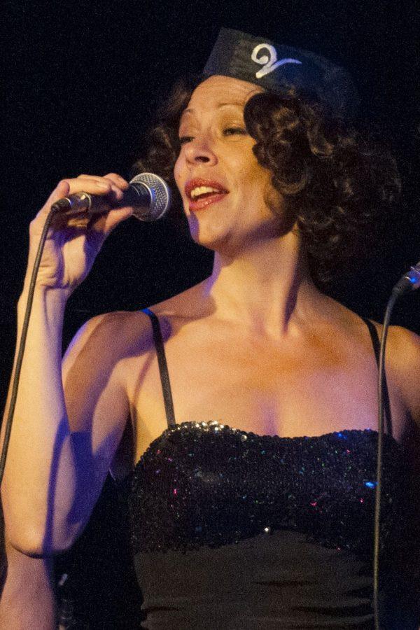 Gina Lindner – The Funny Valentines